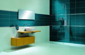 badezimmer fliesen cinca color line blue