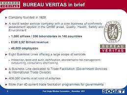 bureau veritas benin concession framework to implement and operate a port single window