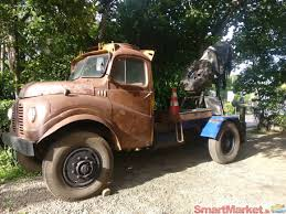 Austin LD2 Antique Boom Truck Sri Lanka