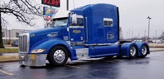 100 Big Blue Trucking BIG BLUE Trucks Rig Trucks Peterbilt Trucks Trucks