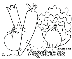 Free Printable Fruit Coloring Pages Color Sheets Detail Colouring Col