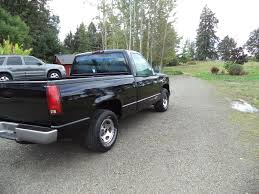 1994 GMC Sierra GT Short Wide Black Pickup.Rust Free,Adult Owned ... Gmc Sierra 1500 Questions How Many 94 Gt Extended Cab Used 1994 Pickup Parts Cars Trucks Pick N Save Chevrolet Ck Wikipedia For Sale Classiccarscom Cc901633 Sonoma Found Fuchsia 1gtek14k3rz507355 Green Sierra K15 On In Al 3500 Hd Truck Sle 4x4 Extended 108889 Youtube Kendale Truck 43l V6 With Custom Exhaust Startup Sound Ive Got A Gmc 350 It Runs 1600px Image 2