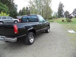 100 1994 Gmc Truck GMC Sierra GT Short Wide Black PickupRust FreeAdult Owned