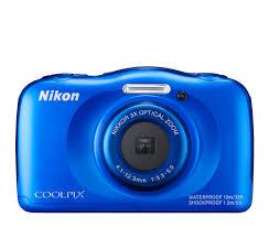Nikon COOLPIX S33 pact Digital Camera