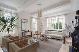 Living Room Of Nate Berkus And Jeremiah Brents Penthouse