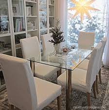 Ikea Henriksdal Chair Cover Diy by Simple Details Ikea Henriksdal Chair Lights Pinterest