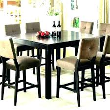 Dining Room Tables Bar Height Pub Table And Chairs Sets Tall Set Medium Size Of Counter