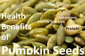 Pumpkin Seed Oil Shrink Prostate by Health Benefits Of Pumpkin Seeds