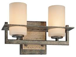 Rustic Cabin Bathroom Lights by Bathroom Lighting Amazing Rustic Bathroom Lighting Ideas Log