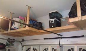 The Best Choice for Overhead Garage Storage — Stereomiami
