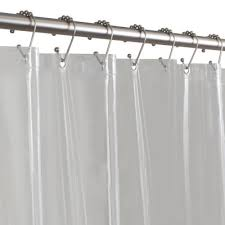 Light Filtering Curtain Liners by 8 Gauge Peva Shower Curtain Liner