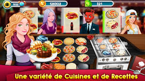 jeux chef de cuisine jeux de cuisine chef business restaurant applications