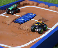 100 Monster Jam Toy Truck Videos Arena 7 Steps With Pictures