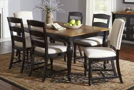 Castle Hill Dining Room Set W Chair Choices Antique Black