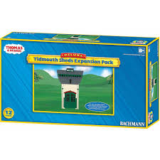 Thomas And Friends Tidmouth Sheds Wooden by Bachmann Trains Thomas And Friends Tidmouth Sheds Expansion Pack