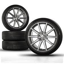 100 20 Inch Truck Rims AMG Inch Rims Mercedes GLA 45 X156 Alloy Wheels Summer Tires