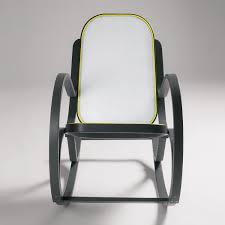 100 Rocking Chair Wheelchair Rock Me Wooden Grey Seletti Home Furnishings