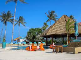 100 W Hotel Koh Samui Thailand 7 Resorts With SwimUp Bars S Best Pool Bars