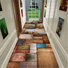 80x100cm 58sd patchwork teppich rutschfest küche stoff