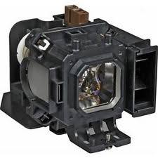 nec vt670 projector assembly with high quality original bulb