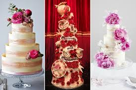 Scroll To See Our Pick Of Londons Best Wedding Cakes