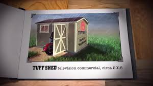 tuff shed two day sale tv commercial get a jump on spring