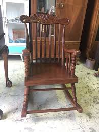 Vintage Teakwood Rocking Chair, Antiques, Antique Furniture On Carousell Antique Wood Rocking Chair Carved Griffin Lion Dragon For 98 Restoring Craftsman Style Oak Youtube Georgian Childs Elm Windsor C 1800 United Vintage Teakwood Rocking Chair Antiques Fniture On Carousell Wrought Iron Leather Marylebone Stock Photos William Iv Mahogany Sold Chairs From The 1800s Collectors Weekly Antique Platform Chairs Classic Wikipedia