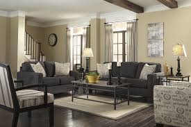 Living Room Charcoal Grey Couch Decorating Medallion Rug Aqua Rectangle White