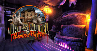 Halloween Attractions In Nj by Haunted Hayride And Bates Motel Haunted House Pennsylvania