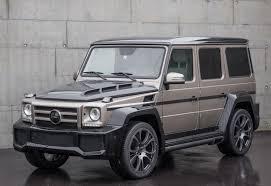 FAB Design Mercedes G-Class
