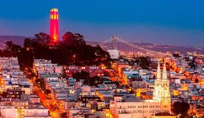 Coit Tower Murals Images by Visit Coit Tower Bay City Guide San Francisco Visitors Guide