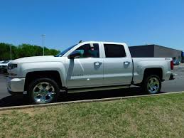 2018 New Chevrolet Silverado 1500 1500 Z71 4WD LTZ CREW At ...