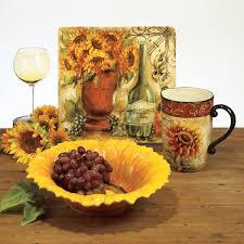 Tuscan Sunflowers Sunflower Themed KitchenSunflower DecorationsSunflower