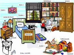 la chambre vocabulaire ma chambre 2