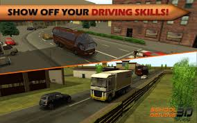 Download School Driving 3D (Mod XP/Unlocked) 2.0mod APK For Android ...