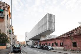 100 Architecture Depot Labics Redevelops Former Bus Depot Into City Of Sun In