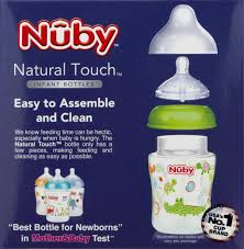 Craft Ideas For Kids With Plastic Bottles Step By Fresh Nuby 9 Oz Natural Touch Softflex Nurser 6 Pack