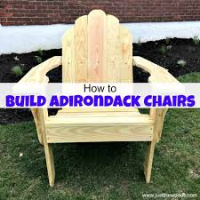 How To Build Adirondack Chairs From Scratch Adirondack Plus Chair Ftstool Plan 1860 Rocking Plans Outdoor Fniture Woodarchivist Wooden Templates Resume Designs Diy Lounge 10 Weekend Hdyman And Flat 35 Free Ideas For Relaxing In Adirondack Chair Plans Mm Odworking Tools Tips Woodcraft Woodshop Woodworking Project To Build 38 Stunning Mydiy
