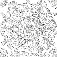 Psychedelic Coloring Pages Mushroom Ice Lineart By Liquid