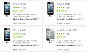 TELUS iPhone 5 Sale $100 f 3 Year Terms Nov 23 26 Update