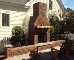 Brick Fireplace in Birmingham AL