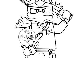 Ninjago Free Coloring Pages Z2567 Printable Pics