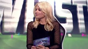 Holly Willoughby Fuming As Fellow Presenter Attacks Her On PTTW ... Holly Willoughby Metro 264 Best Celebrities In Suzanne Neville Images On Pinterest Emma Filming The South Bank Outside Itv Studios Pregnant Ferne Mccann Breaks Down This Morning Revealing Baby And Phillip Schofield Gobsmacked By Exclusive Natasha Barnes Understudy For Sheridan Smith Wow We Barely Recognise Mornings This Arsenal Manager Arsene Wenger Provides Very Sad Injury Update Was Seen Out England 05262017