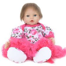30cm Naked Baby Reborn Dolls Full Vinyl Doll Without Hair Bath Doll