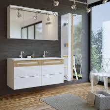 badezimmer led spiegelschrank 60 cm lajas 56 weiß b x h x t ca 60 x 68 x 20cm