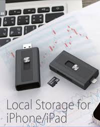 SD Card Reader for iPhone 5 5S 5C 6 6 plus iOS