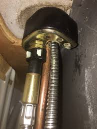 Moen kitchen faucet Having trouble removing it