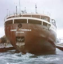 shipwreck the edmund fitzgerald