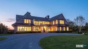 100 Sagaponack Village Home New England Shingle Style DroneHub