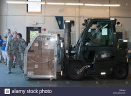 100 National Lift Truck Service US Air Force Senior Airman Justin Oddy Assigned To The